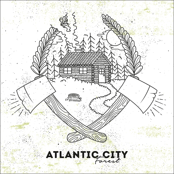 Atlantic City EP Forest Melodic Punkrock Juli 2016